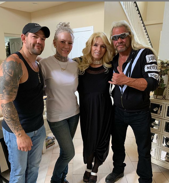 Dog The Bounty Hunter Star Beth Chapman Is Always In The