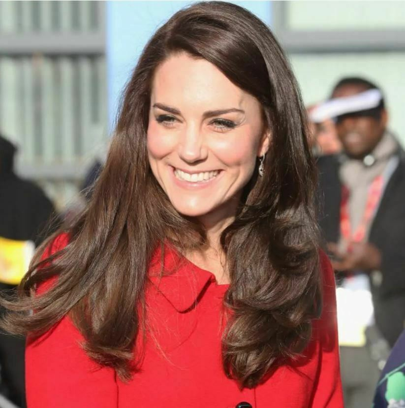 duchess of cambridge kate middleton gets greeted by a young fan in the most adorable way morning picker