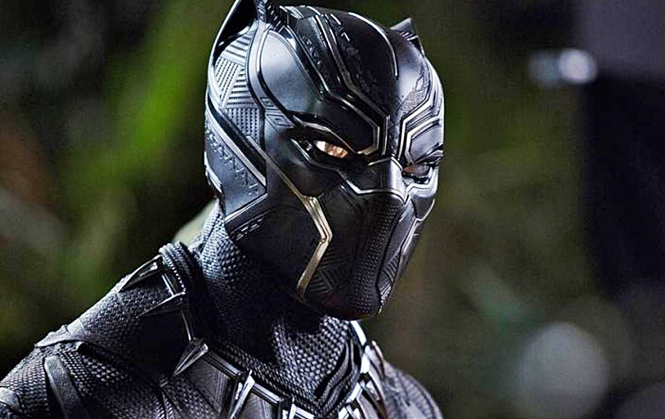 The Black Panther Mantle