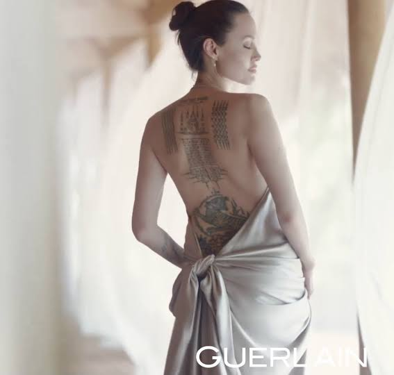 Angelina Jolie Tattoos 2019: Angelina Jolie Is Still In Heat With Her New Sultry Mon