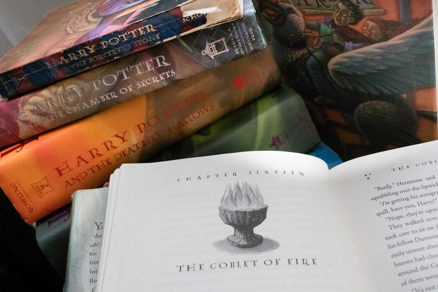 Catholic school removes Harry Potter books over 'evil spirits'