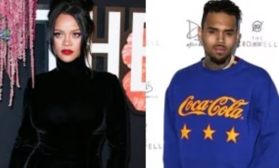 Chris Brown Flirts With Ex Girlfriend Rihanna Appreciates Her Latest Insta Post But Looks Like Rihanna S Fans Are Not Too Happy About It