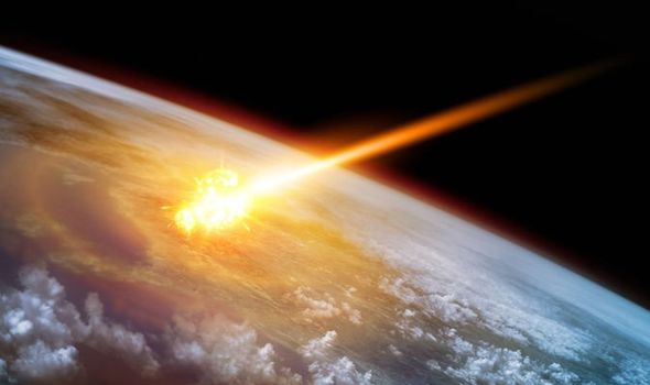 Research: Chances of a human dying due to asteroid collision with Earth is more than the same human dying ... - Morning Picker