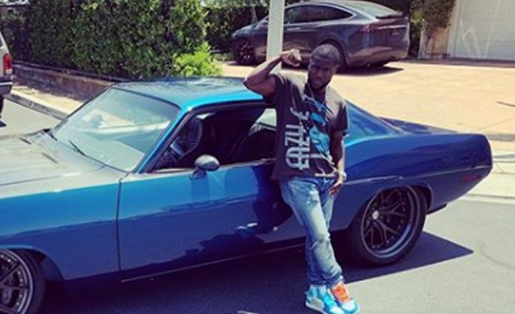 Report: Kevin Hart Suffers 'Major' Injuries In L.A. Car Crash