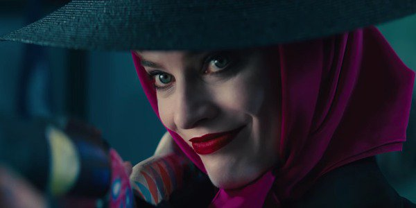 Watch The First Trailer For New Harley Quinn Movie 'Birds Of Prey'