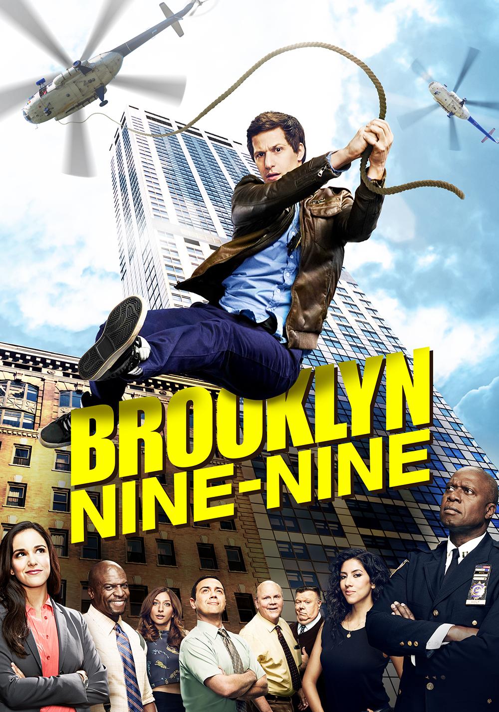 Brooklyn Nine Nine Netflix