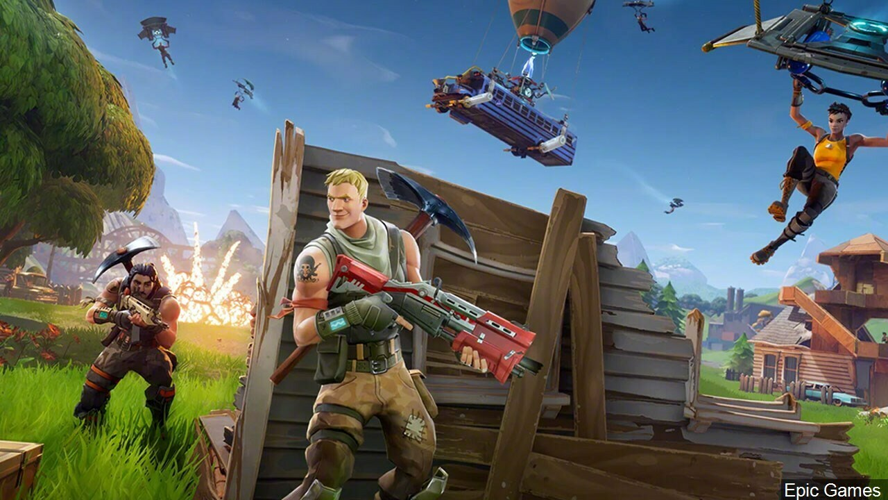 Fortnite Season 5 Week 13 Challenges: How to Scan a server at Surface Hub??