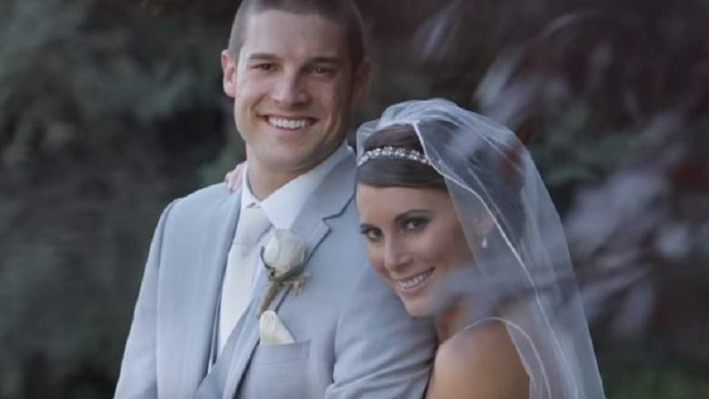 Kyla Cunningham and Garett Yrigoyen marriage