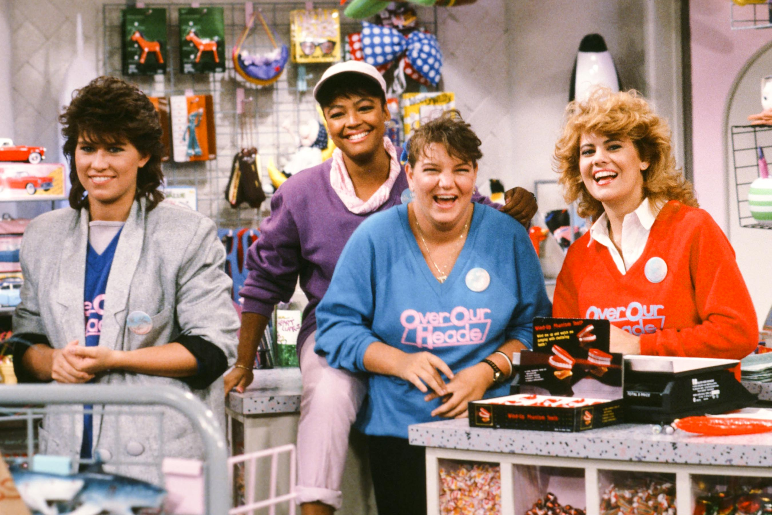 The Cast Of Facts Of Life Reunites For A Lifetime Holiday Special Movie