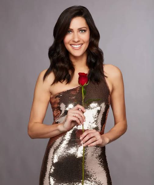 Becca Kufrin RED ROSE