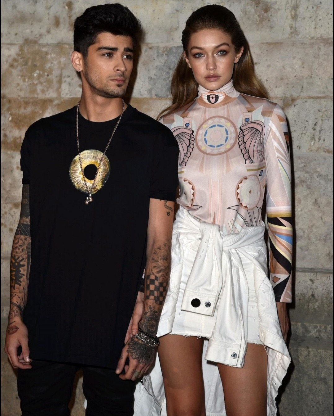 """Zayn Malik's new single """"Flames"""" finally gets released! But why does it seem as if the lyrics are for his ex Gigi Hadid? - Morning Picker"""