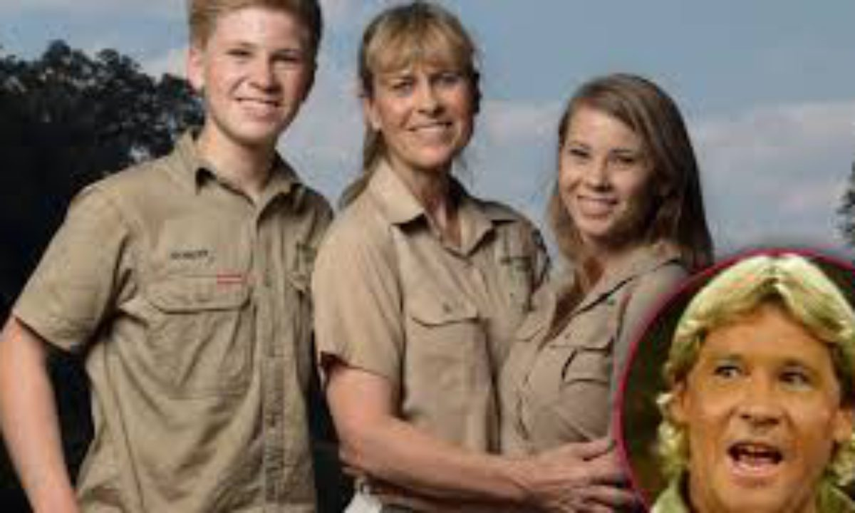 This Is How The Irwin Family Celebrated Steve Irwin Day This Year