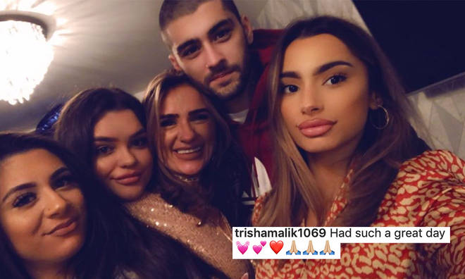 Zayn Malik Reunites with his Family! The One Direction Singer returns to his Hometown to Celebrate her Mum's 50th Birthday but Misses Sister's Wedding!! - Morning Picker