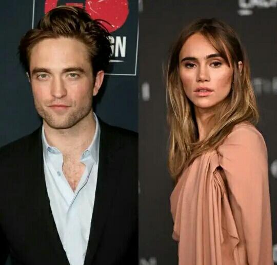 Robert Pattinson and girlfriend Suki Waterhouse have a lot ...