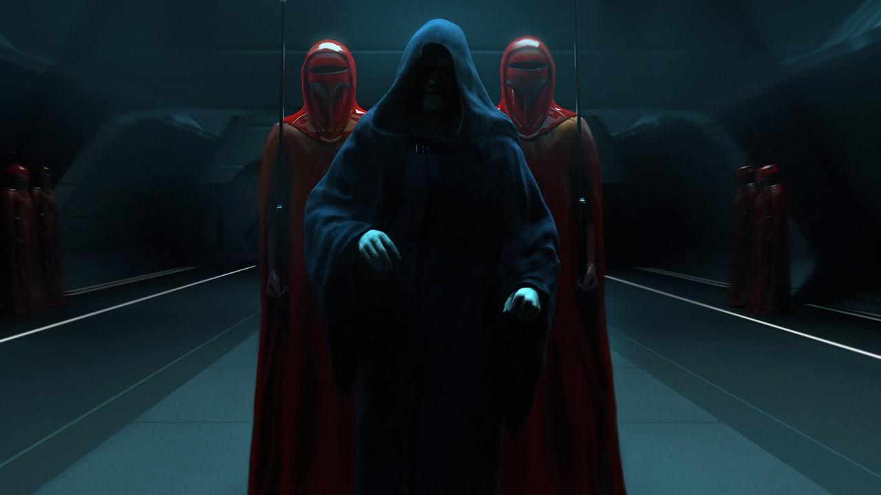 Star Wars Rise Of Skywalker Trailer Palpatine S Arrival Was So Astounding