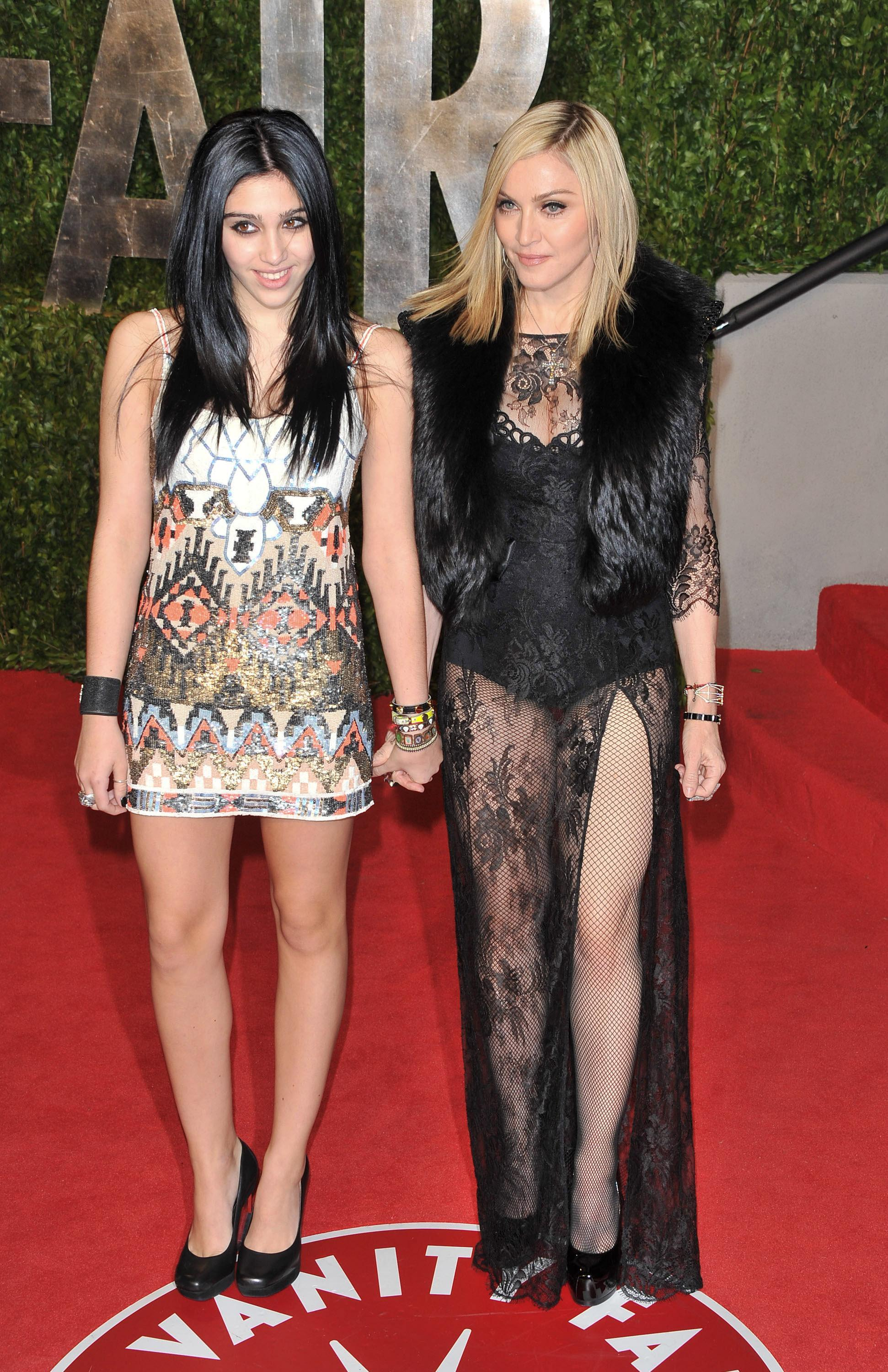 Madonna's daughter Lourdes Leon has participated in an ...