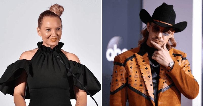 Diplo Son >> Singer Sia Adopts A Son While Proposing Diplo For A No