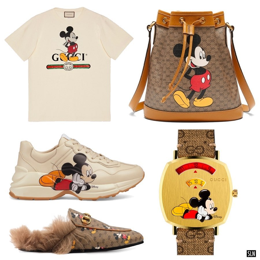 Gucci and Disney have come together to celebrate 2020\u0027s