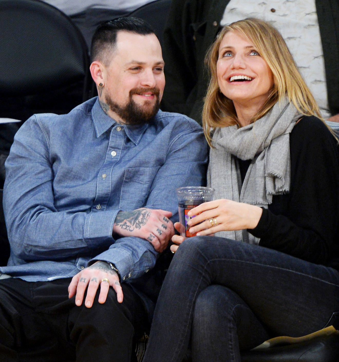 Cameron Diaz and Benji Madden welcome their first child ...Cameron Diaz Age 2020