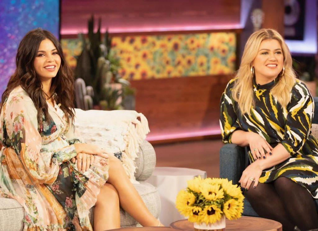 Jenna Dewan on The Kelly Clarkson Show