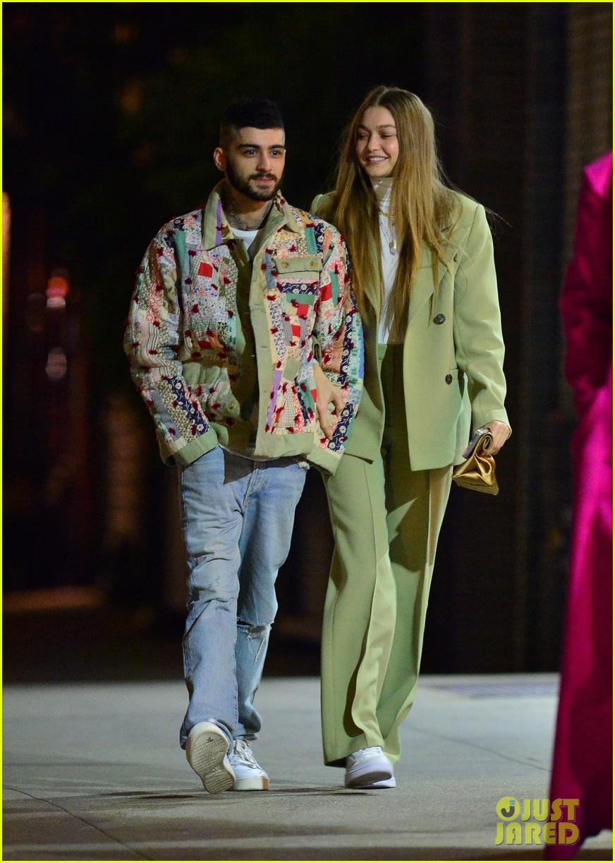 Zayn Malik and Gigi Hadid in NYC
