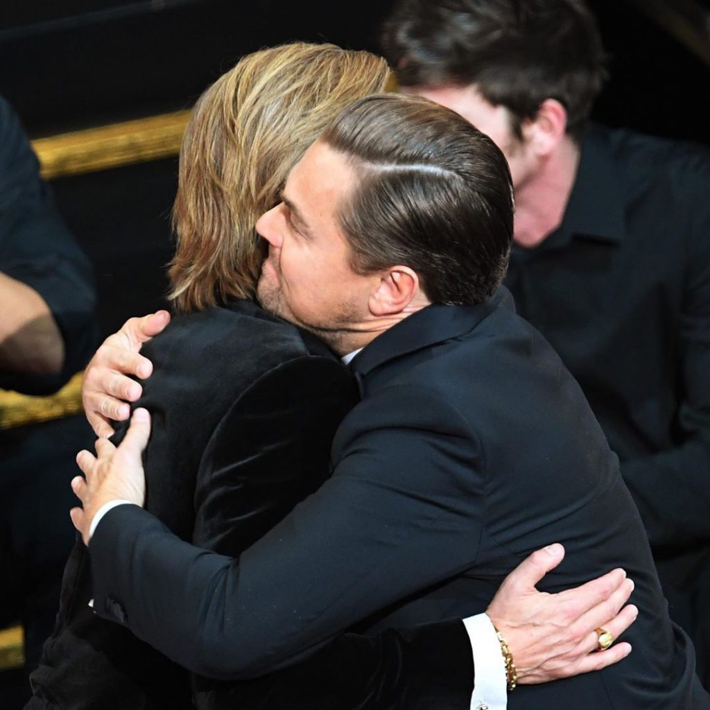 Brad Pitt plans to disappear shortly after the great Oscar victory