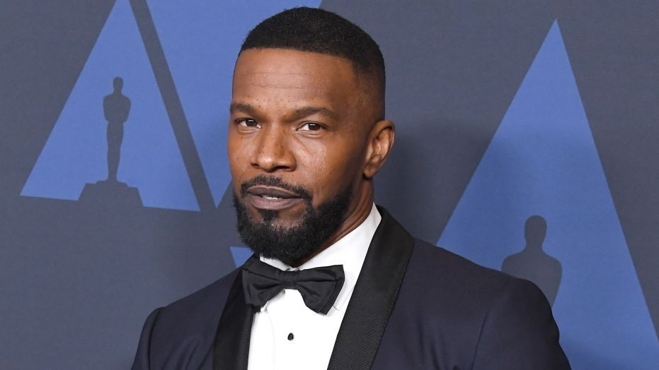 Jamie Foxx to play Mike Tyson in series based on boxer's life!