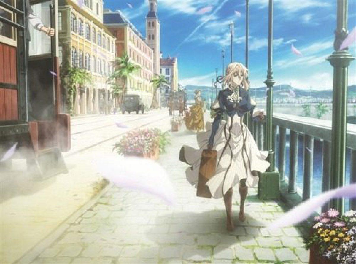 Violet Evergarden Side Story Movie Theater Exclusive Novel 3 Set Kyoto Animatio