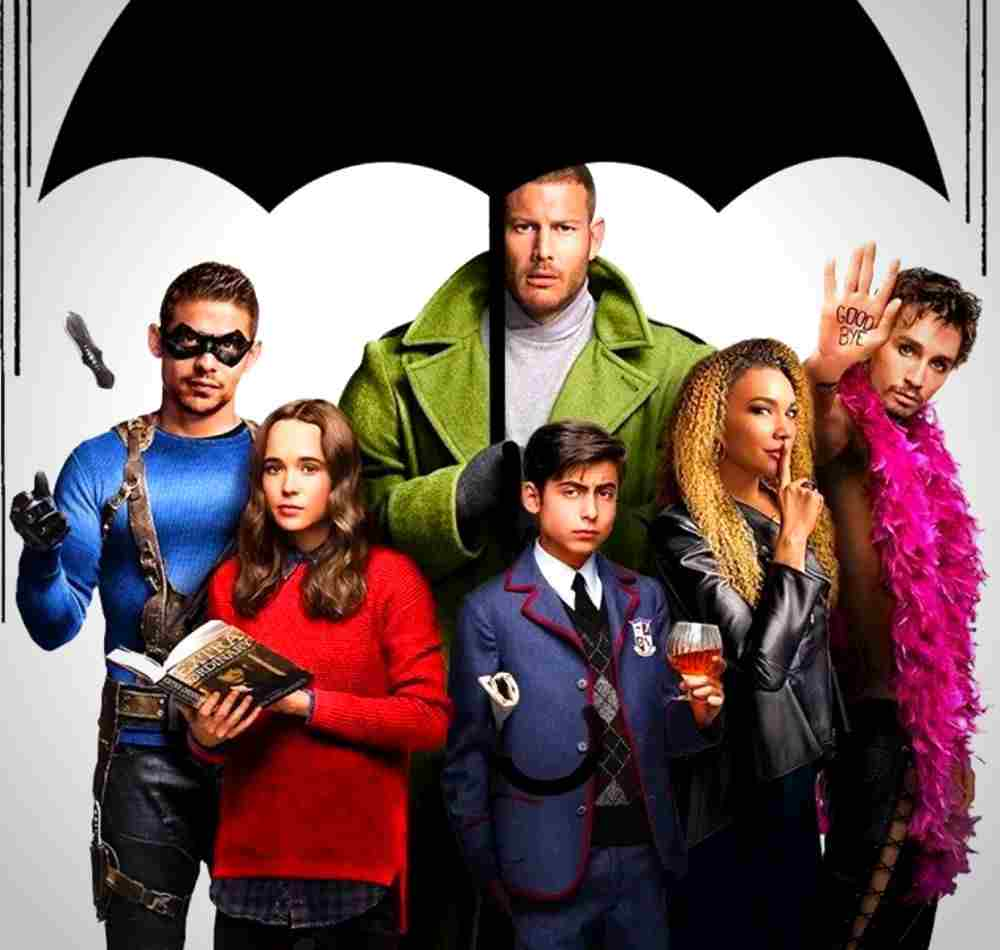 "Netflix's ""Umbrella Academy"" is Returning for Season 2 ..."