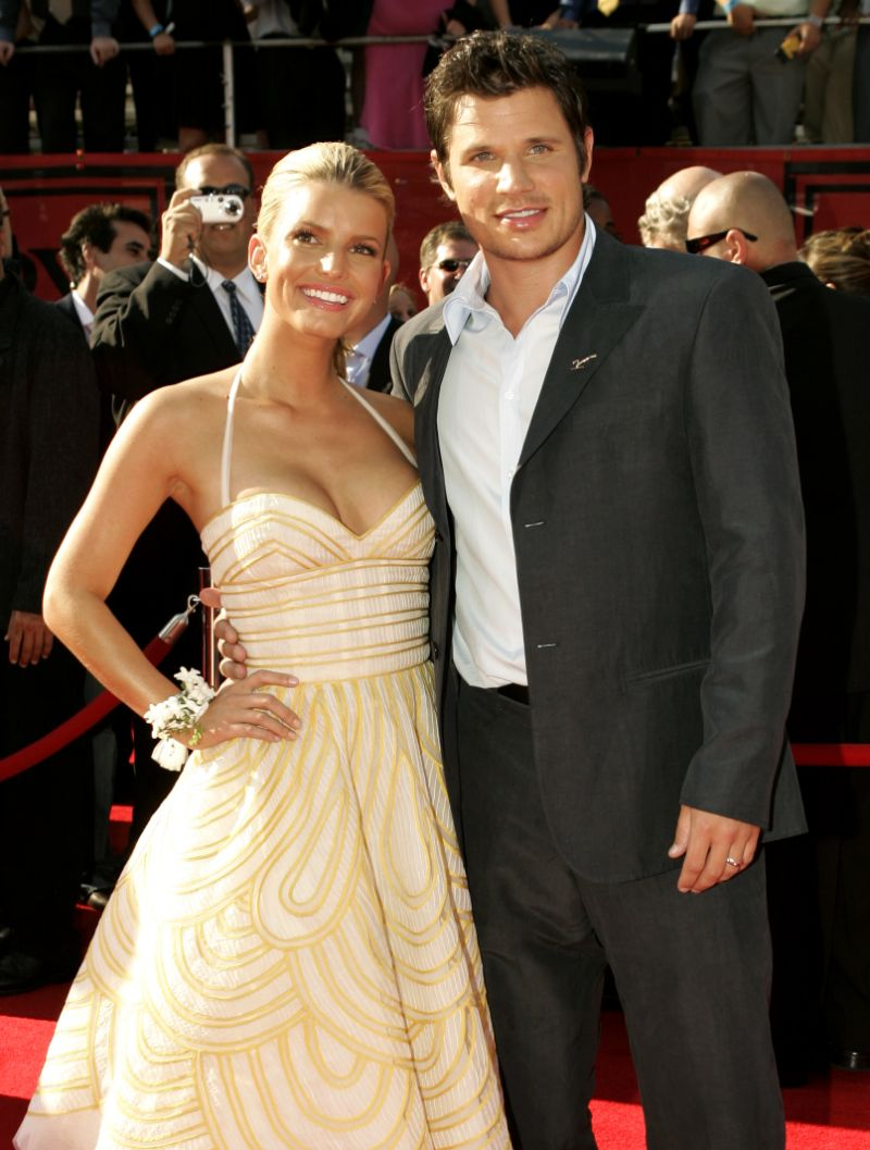 Everything Jessica Simpson Says About Her Marriage To Nick Lachey In Open Book
