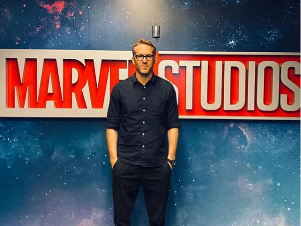 Ryan at marvel studio photo from Times Now