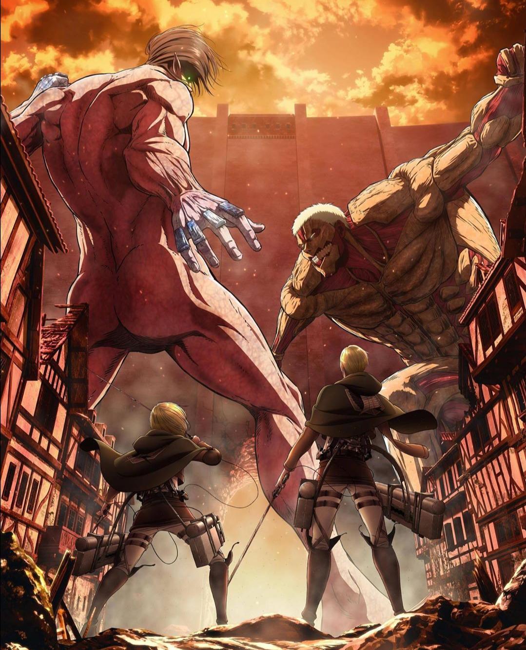 """Attack on Titan"" Season 4. Releasing in 2020. Read to ..."