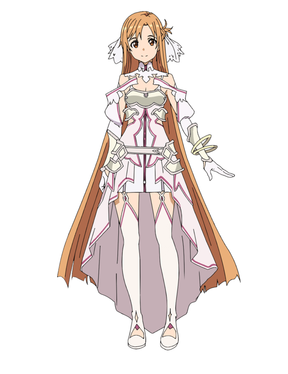 Character Analysis Of Sweet But Lethal Girl From Sword Art Online Asuna
