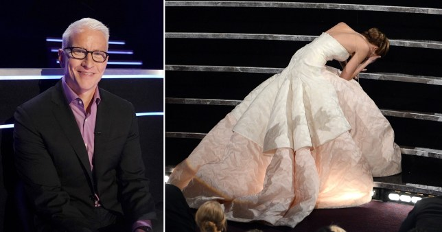 The real reason Jennifer Lawrence cornered Anderson Cooper after the Oscars