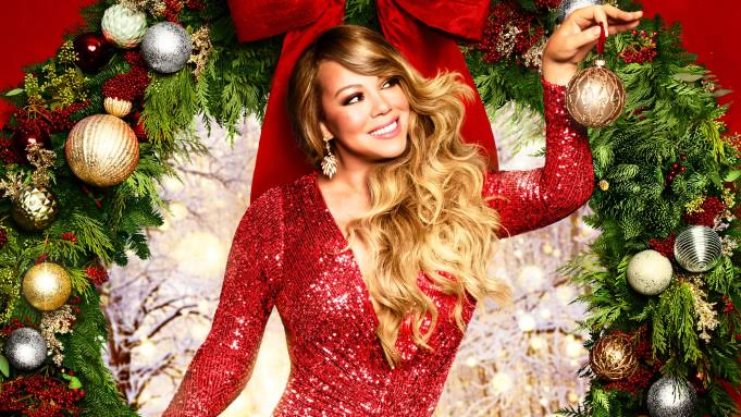 'Mariah Carey's Magical Christmas Special' gets a trailer