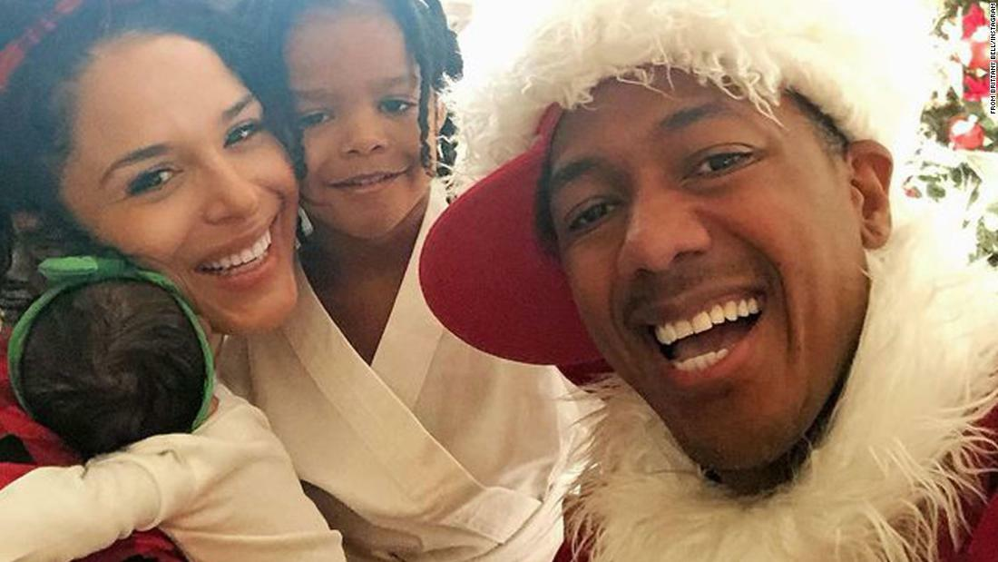 Nick Cannon and Brittany Bell announce the arrival of Baby Powerful Queen!!!