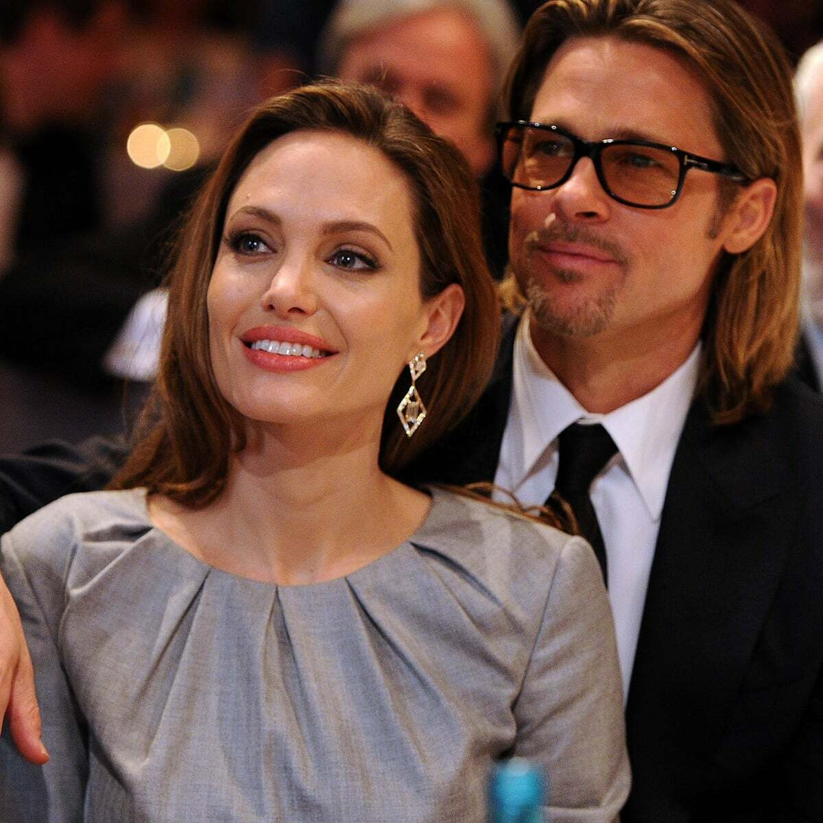 Brad Pitt spoke out how his family was ripped apart following hi sDivorce