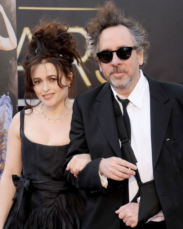 Helena Bonham Carter DIVORCE: When did Helena and Tim Burton split and Why?