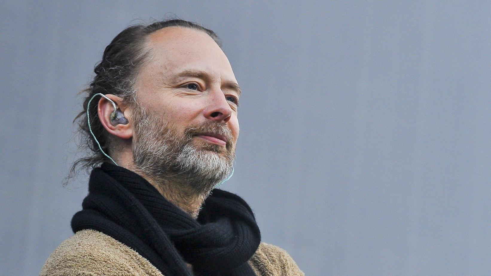 """Thom Yorke pays tribute to MF DOOM: """"He was a massive inspiration to so many of us""""!!!"""