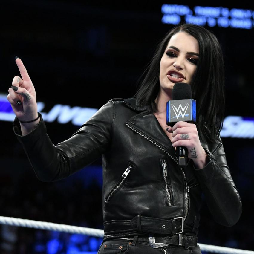 Paige Gets Police Involved After Fan Tries To Sell Her Personal Information!!!
