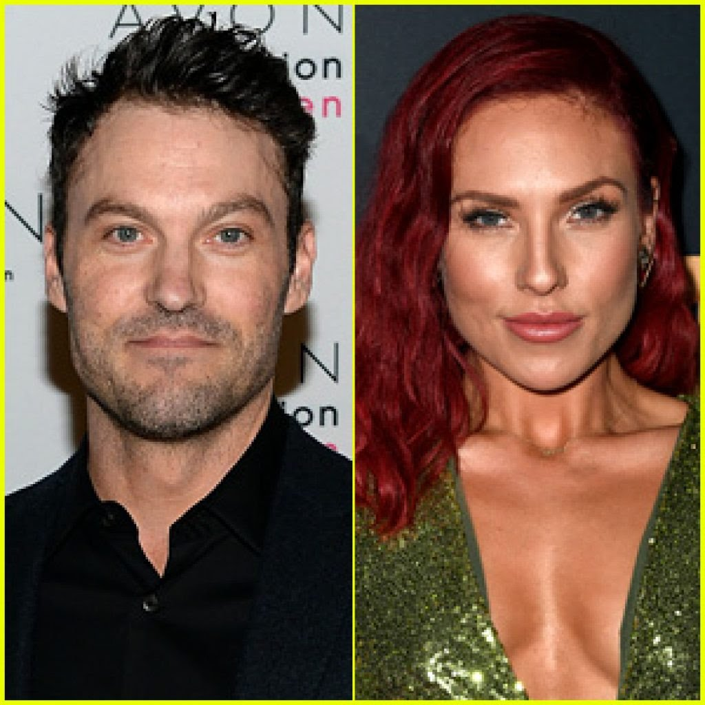 Brian Austin Green, 47 & New Fling, Sharna Burgess, 35, Passionately KISS on Beach as they Show Off their Swimsuit Bods during Hawaiian Holidays!!!