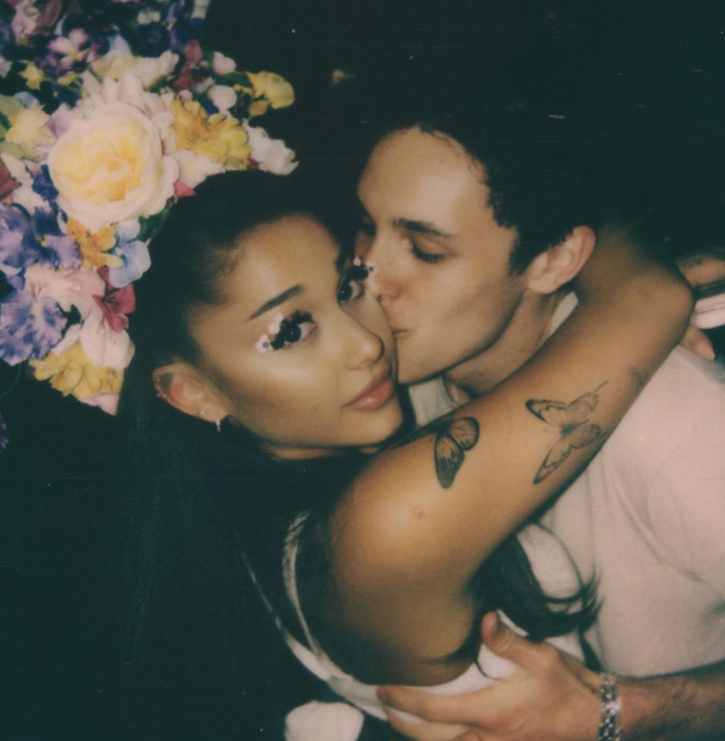 Ariana Grande's Friends Reportedly Think Her Engagement To Dalton Gomez Will END SOON!!!