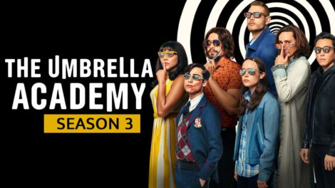 The Umbrella Academy coming upo with its third instalment