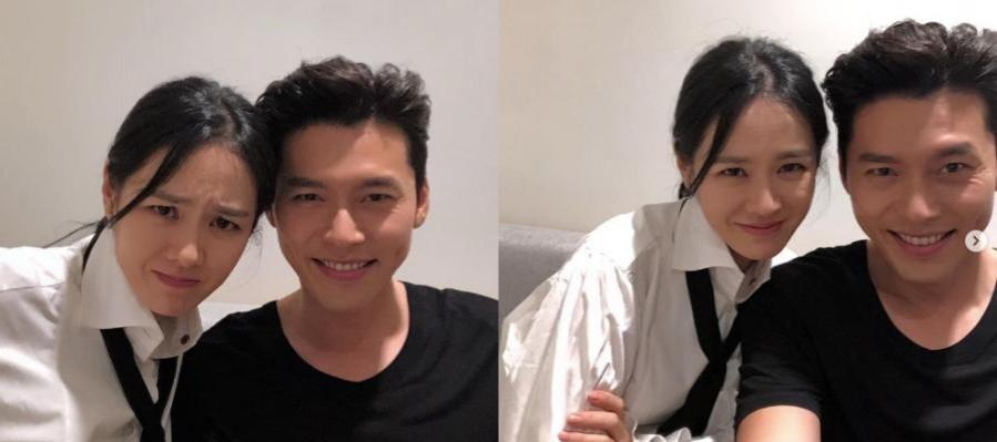 It's Official: 'Crash Landing On You' co-stars Son Ye Jin and Hyun Bin are DATING!!
