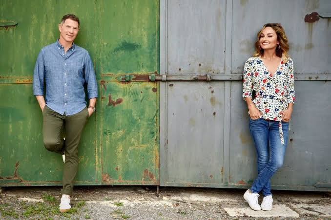 'Bobby and Giada in Itlay': Bobby Flay and Giada De Laurentiis Have A Roman Feast With Her Mom In New Discovery+ Series!!!