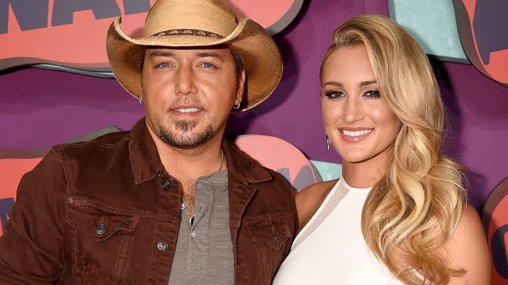 Brittany and Jason Aldean Are Together Standing Strong Against Social Media Haters!!!