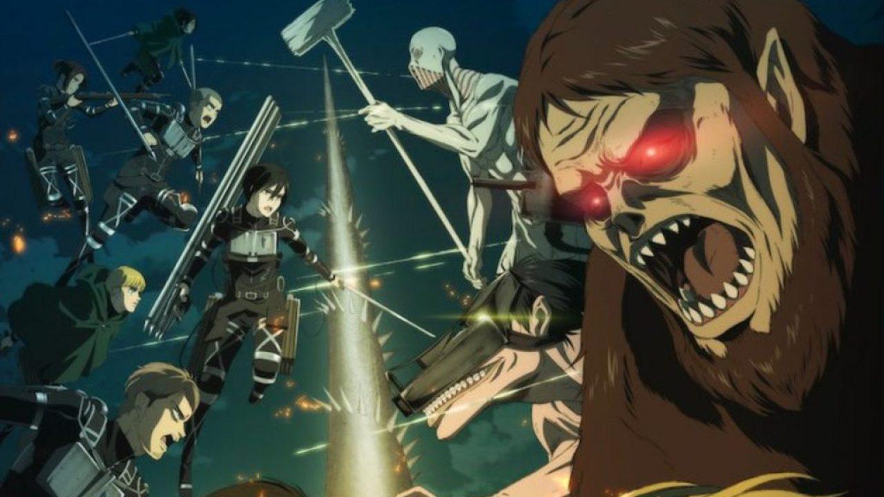 Attack on Titan Season 4 Episode 7 REVIEW: Assault!!!