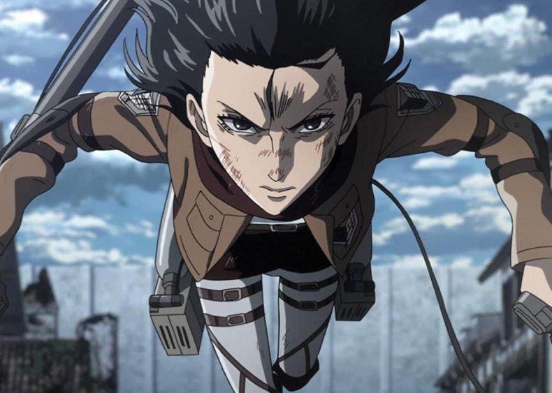 Attack On Titan Shingeki no Kyojin: The Final Season 4!!!
