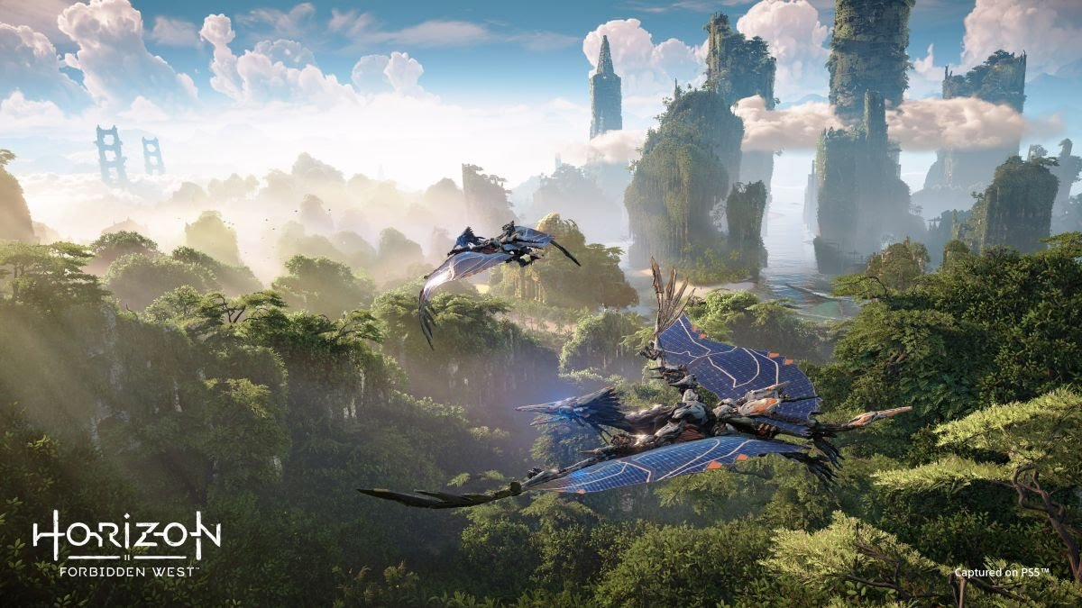Horizon Forbidden West PS5 Release Date, Trailer, Latest News and Rumors!!!