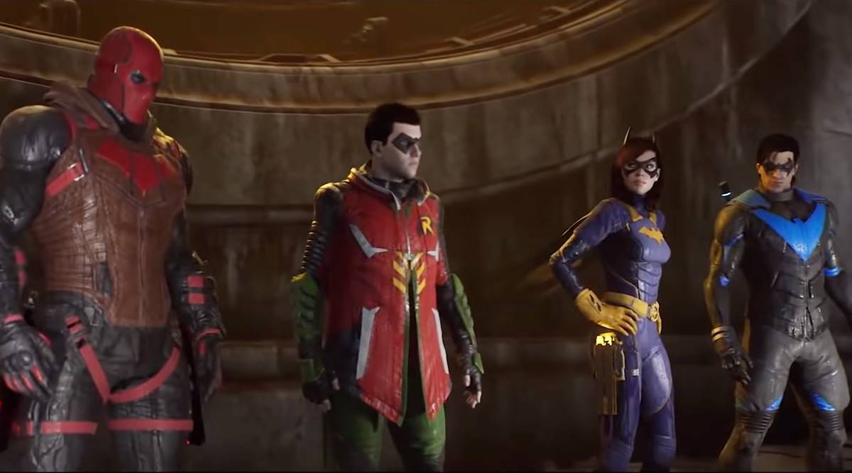 Highly Anticipated Game by DC Gotham Knights PS5 Release Date Appears Online!!!